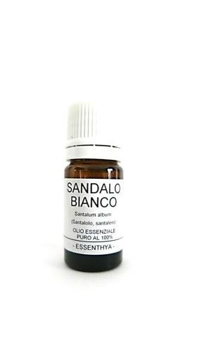 Sandalo Bianco Olio essenziale Essenthya