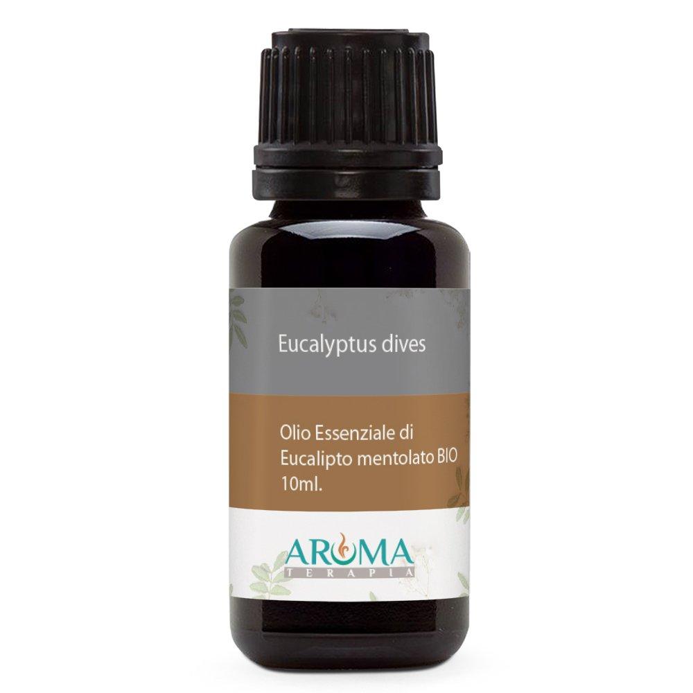 Eucalipto mentolato Olio Essenziale biologico