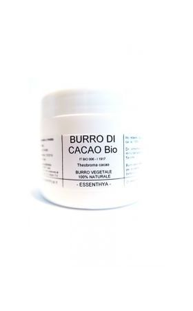 Burro di cacao biologico Theobroma cacao