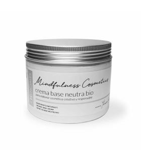 Crema base neutra biologica