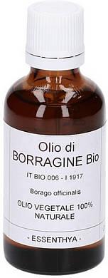 olio di Borragine biologico