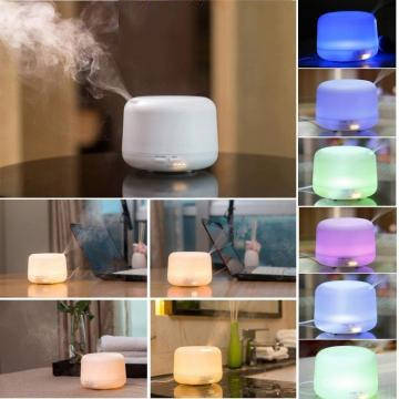Aromaterapia - Diffusore di oli essenziali per ambienti