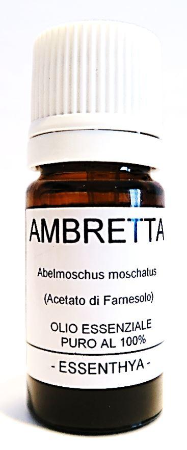 Olio essenziale di Ambretta (Abelmoschus moschatus) | 2 ml