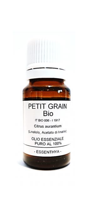 Olio Essenziale di Petit grain BIO Essenthya