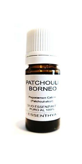 Olio Essenziale di Patchouli Borneo BIO Essenthya