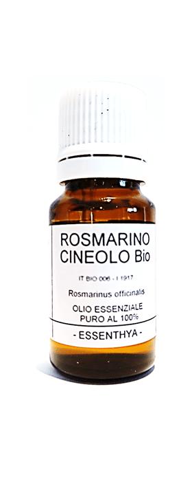 Olio Essenziale di Rosmarino a cineolo BIO Essenthya
