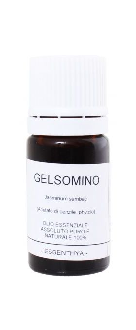 Olio Essenziale di Gelsomino BIO Essenthya
