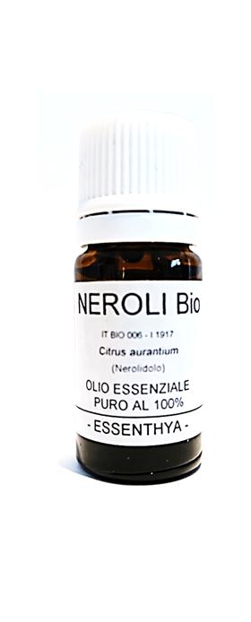 Olio Essenziale di Neroli BIO Essenthya