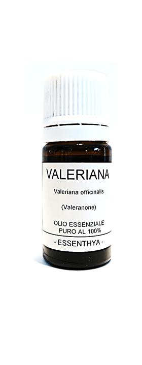 Olio Essenziale di VALERIANA Essenthya