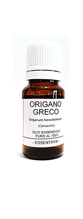 Olio Essenziale di ORIGANO DI GRECIA Essenthya