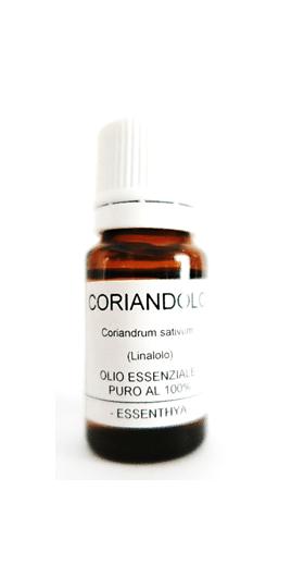 Olio Essenziale di Coriandolo Essenthya