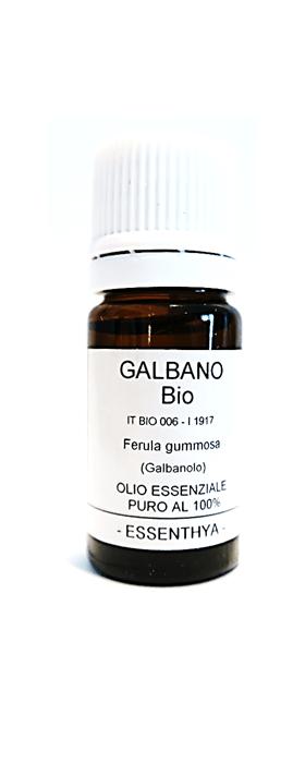 Olio Essenziale di Galbano BIO Essenthya