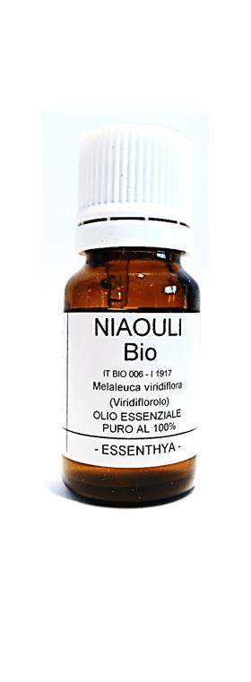 Olio Essenziale di Niaouli BIO Essenthya