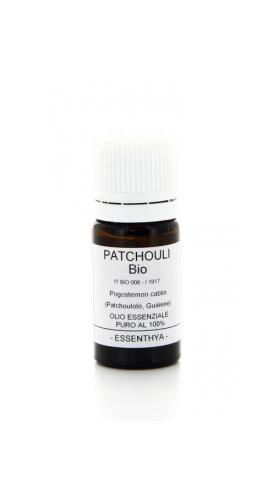 Olio Essenziale di Patchouli BIO Essenthya