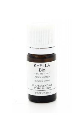 Olio Essenziale di Khella BIO Essenthya