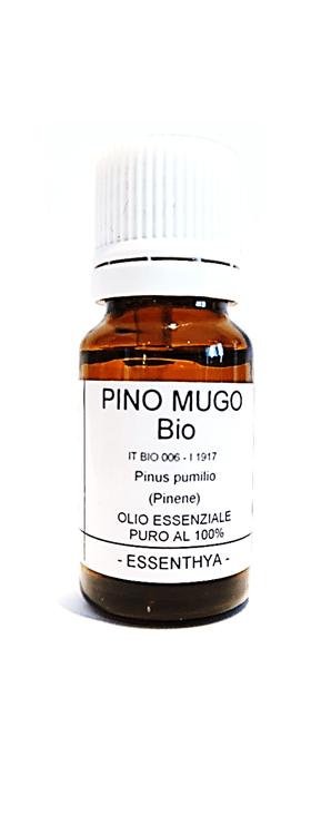 Olio Essenziale di Pino Mugo bio Essenthya
